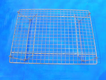 Barbecue Grill Mesh for Outdoor Baking or Roasting